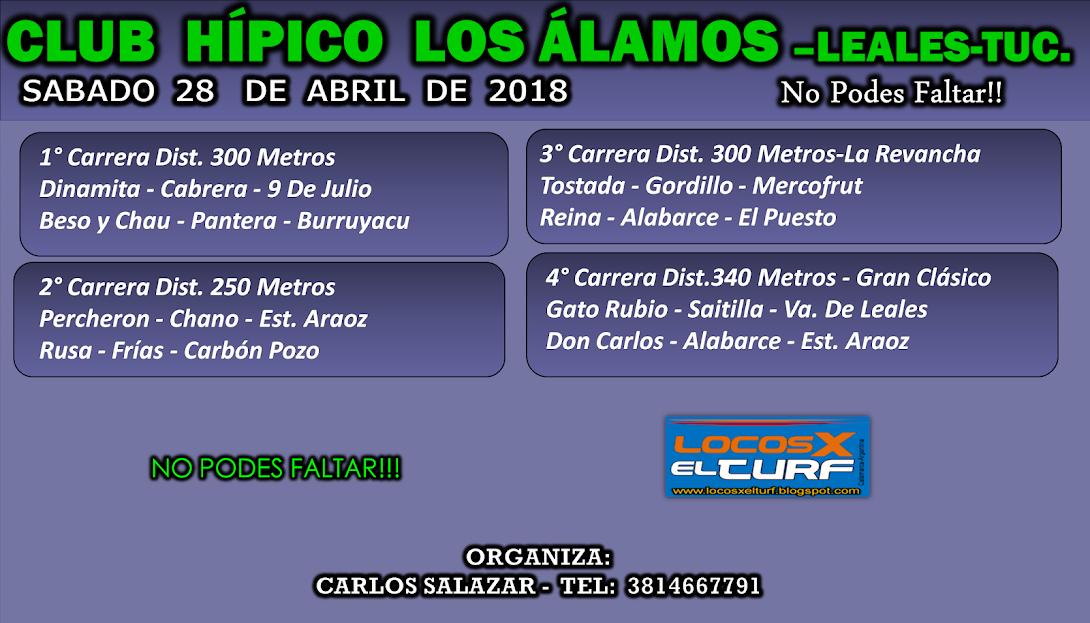 28-04-18-HIP.  LOS ALAMOS-PROG.