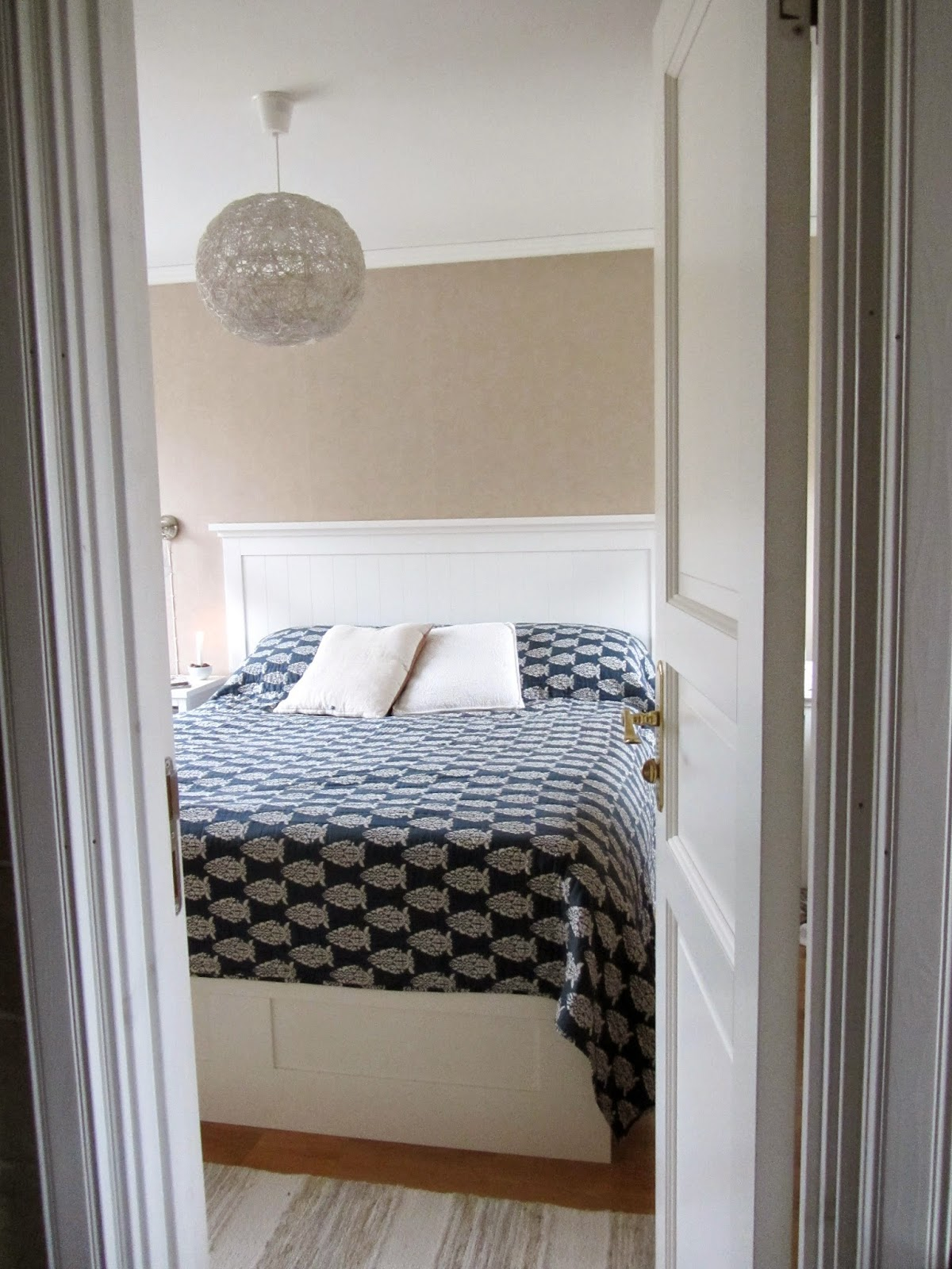 Sofis husdrömmar: na bostad och lite sovrum.