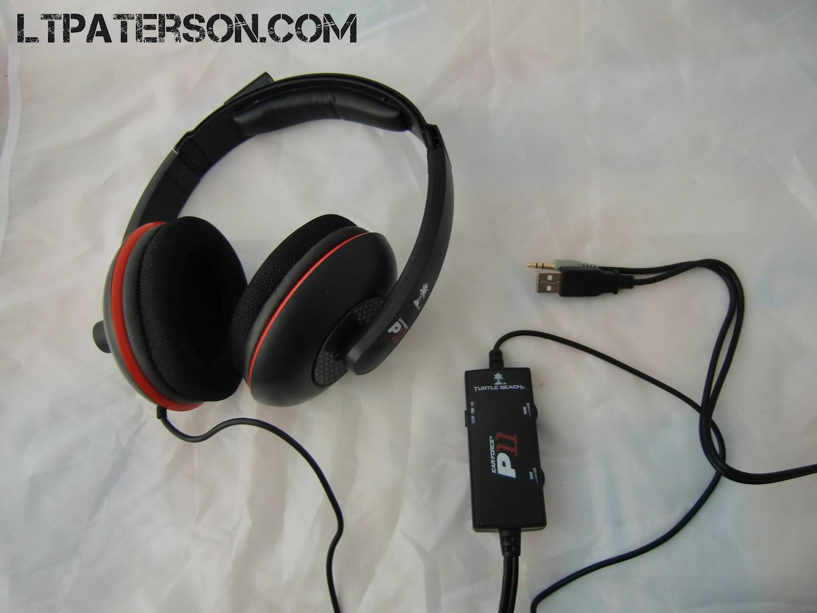 test casque ear force p11 de turtle beach pour playstation 3 blog jeux video pc. Black Bedroom Furniture Sets. Home Design Ideas