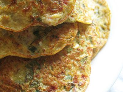 Rice and Lentil Indian Pancakes | Lisa's Kitchen | Vegetarian Recipes ...