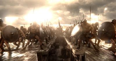 300 początek imperium cały film