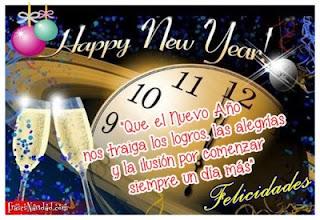 Frases De Feliz Año Nuevo: Que El Nuevo Año Nos Traiga Los Logros Las Alegrías Y La Ilusión Por Comenzar Un Día Más Happy New Year