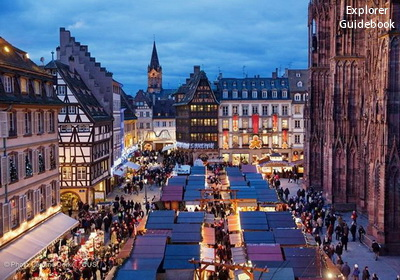 christmas market strasbourg