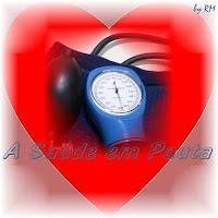 Medição da pressão arterial para detectar a hipertensão