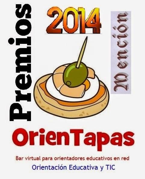 MENCIÓN ORIENTAPAS 2014