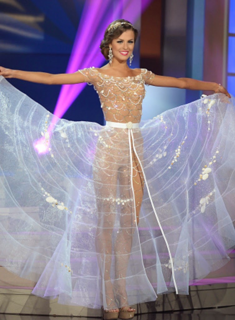 A thing or two about holly jean the 5 worst miss universe 2015 ok shes a pretty girl and its a pretty dress but why is the whole thing see through eww publicscrutiny Choice Image