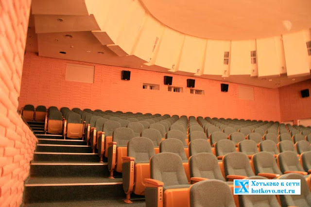 В Хотькове переоборудуют кинотеатр