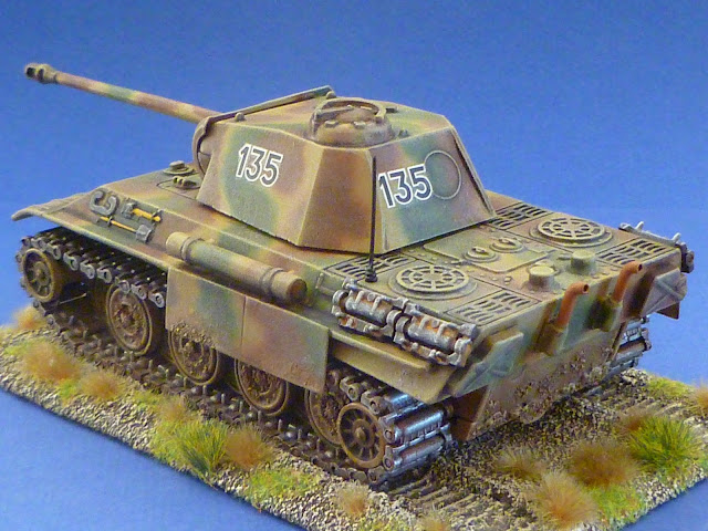 Char Panther Ausf.G de Solido 1