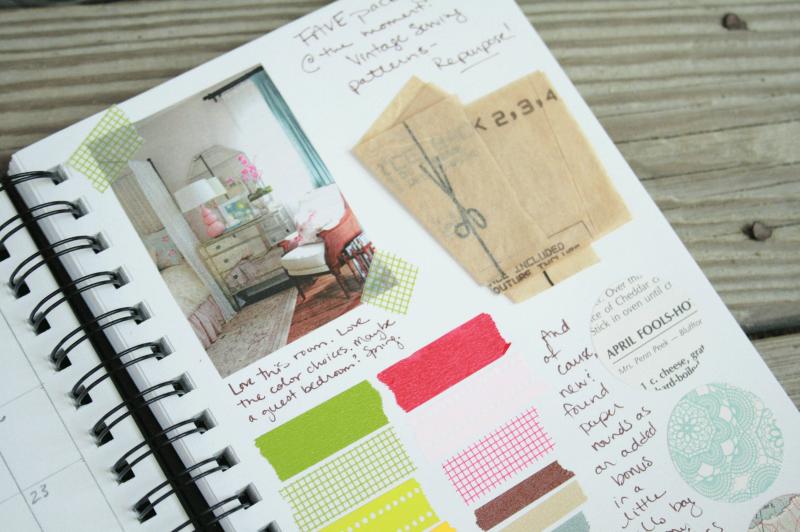 Creative art journal ideas car interior design for Interior journal