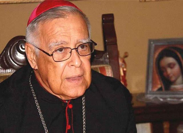 Mons. Roberto Luckert, arcebispo de Coro: Venezuela é um país comunista.