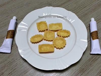Gastronomia by Ana: Mini Barquetes e Bisnagas de Patês de Azeitonas Pretas e de Queijo