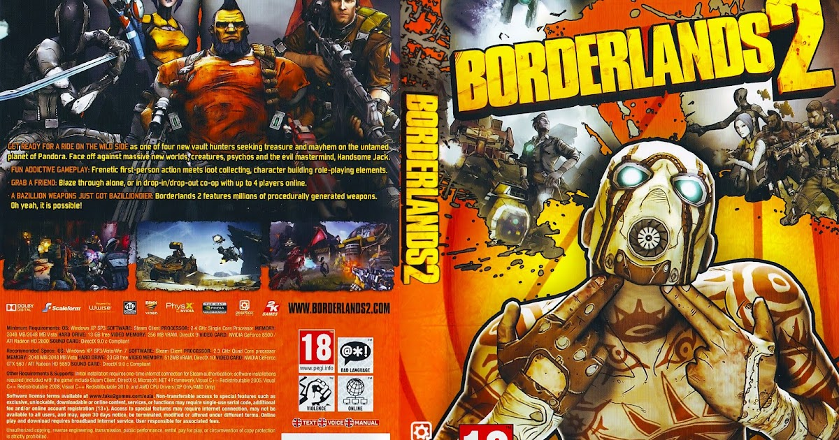 Matchmaking borderlands 2 pc
