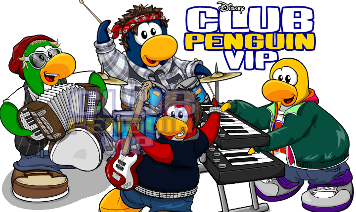 Club Penguin VIP