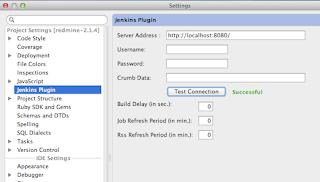 Jenkins Control Plugin
