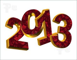 Newyear pc background 2013
