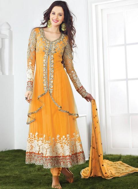 Pakistani Wedding Dresses Online 79 Fancy Anarkali Dresses for Raksha
