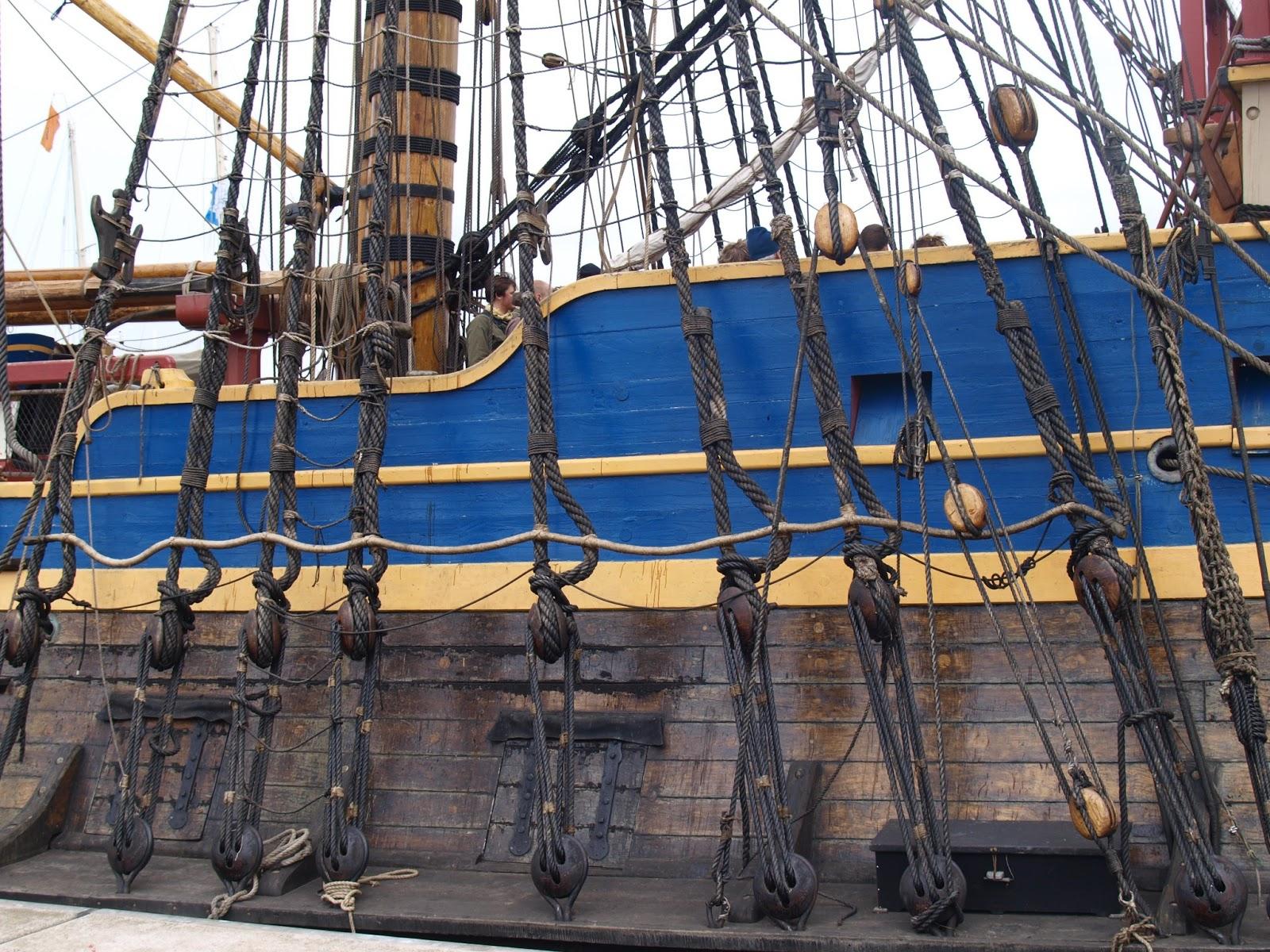 Zien en weten': gÖtheborg. sail den helder 2013. (deel 6)