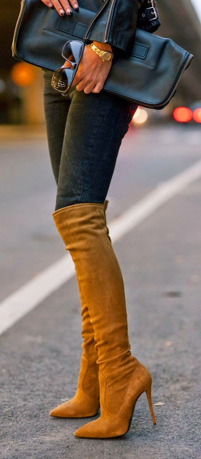 Top 5 high knee boots
