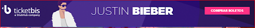 Boletos Justin Bieber México 2017