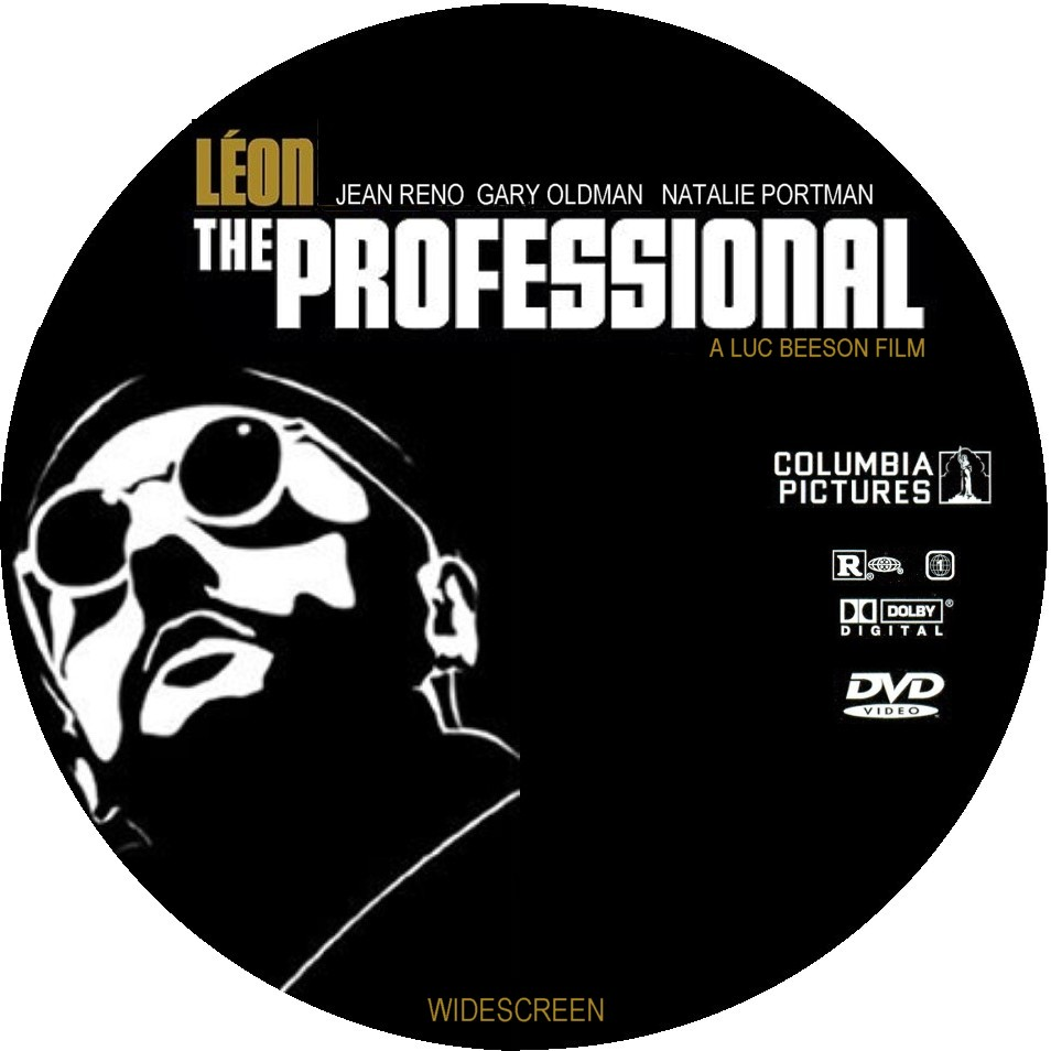 leon-professional-DVD-label