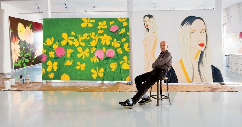 Atelier rue verte le blog le loft atelier du peintre for Atelier du loft