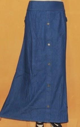 Skirt Jeans Muslimah RM307