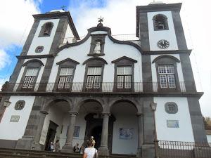 Igreja Matriz de Nossa Senhora do MOnte