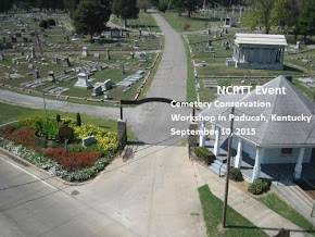 Sept. 10 2015 NCPTT Cemetery Conservation Workshop -  Paducah, KY - Click on Photo for More Details