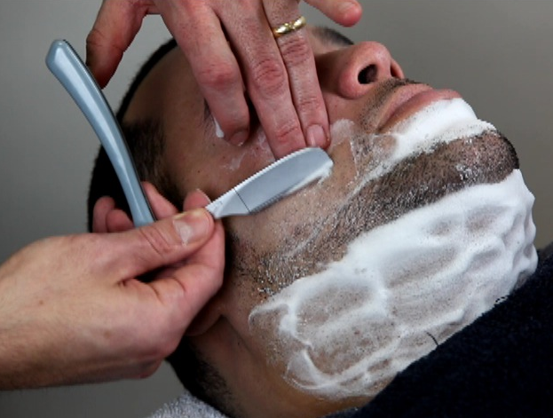 Make Shave by Razor or Blade