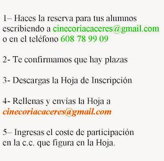 Participa: Sigue estos 5 pasos