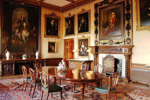Kensington Bliss Divine Design Downton Abbey