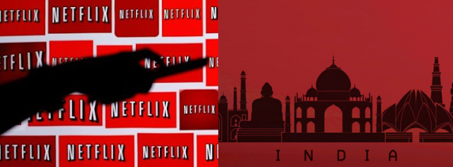 netflix india launch pics