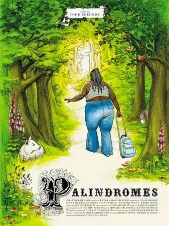 Перевёртыши / Palindromes. 2004.