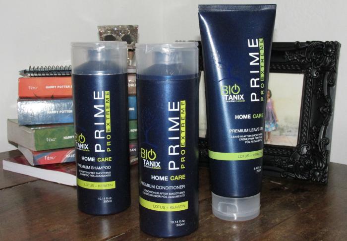 Resenha: Linha Bio Tanix Prime Pro Extreme Home Care
