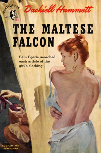 the maltese falcon by dashiell hammett 2013-12-4 who shot miles archer it doesn't really matter the characters and dialogue in the maltese falcon are so vivid that this question is ignored throughout most of.