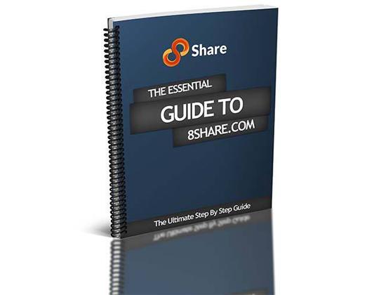 Tips Buat Duit Dengan 8Share - Download Free