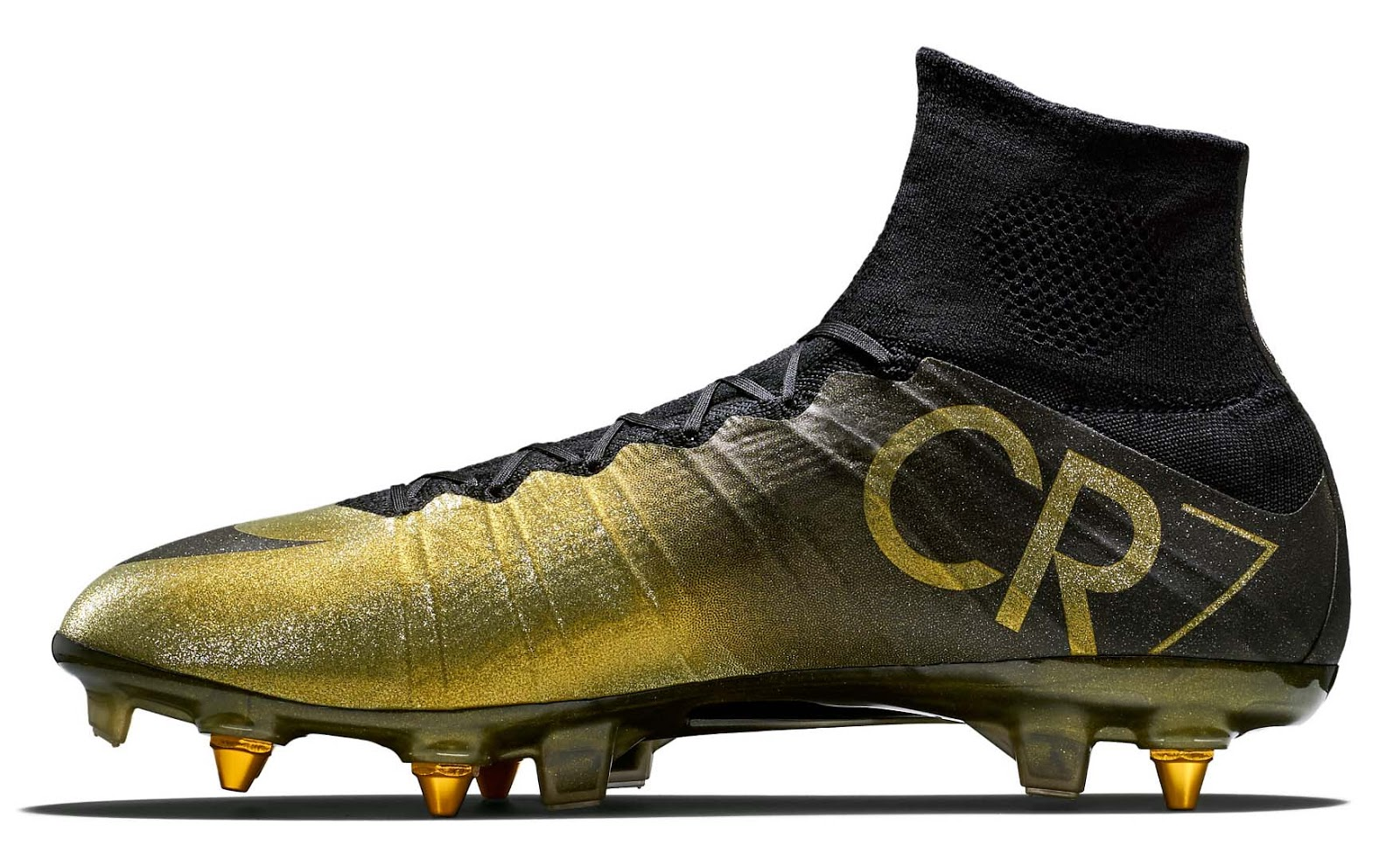 nike mercurial gold