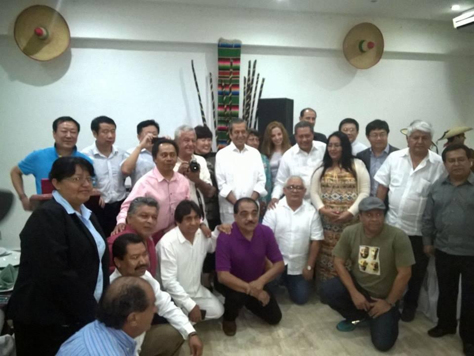 DELEGADOS DEL CLUB DE PERIODISTAS DEL ESTADO DE GUERRERO