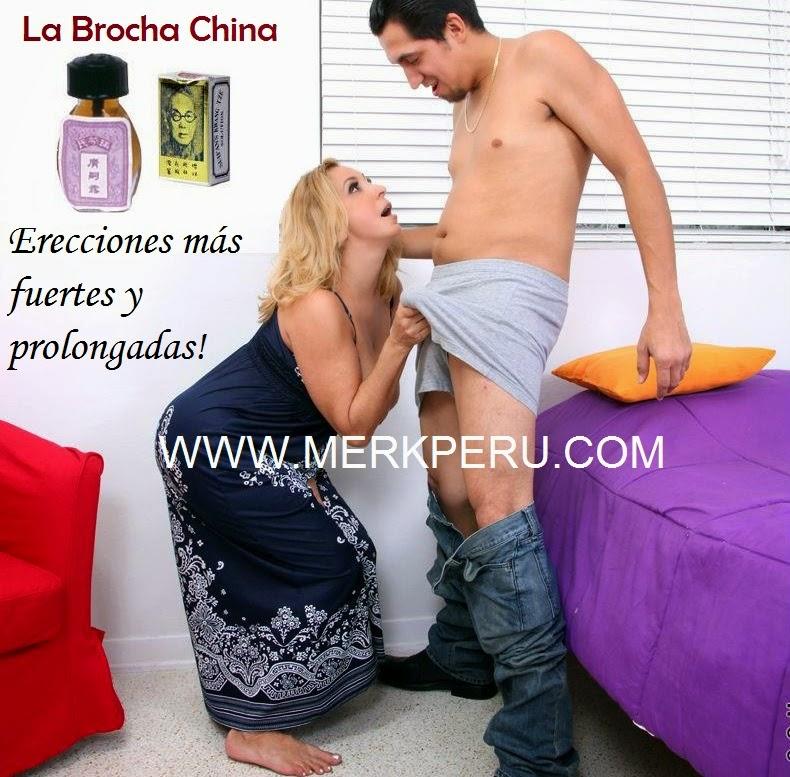 brocha china, para evitar la eyaculaci�n precoz: 201211