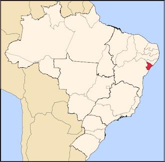 Sergipe no Brasil