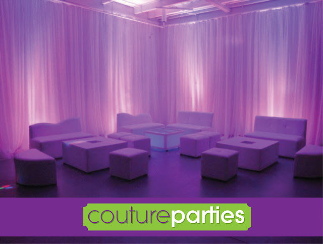 lounge furniture draping and lighting To visit their FB page click