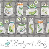 Backyard Baby Fabric Collection