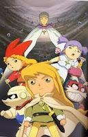 Capa do anime Popolocrois Monogatari