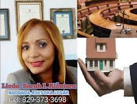 ARIALCA & ASOCIADOS, CONSULTORES LEGALES-Licda. Sarah Isabel Alcántara, Abogada Asesora legal.