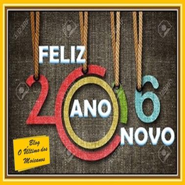 Feliz e Próspero 2016