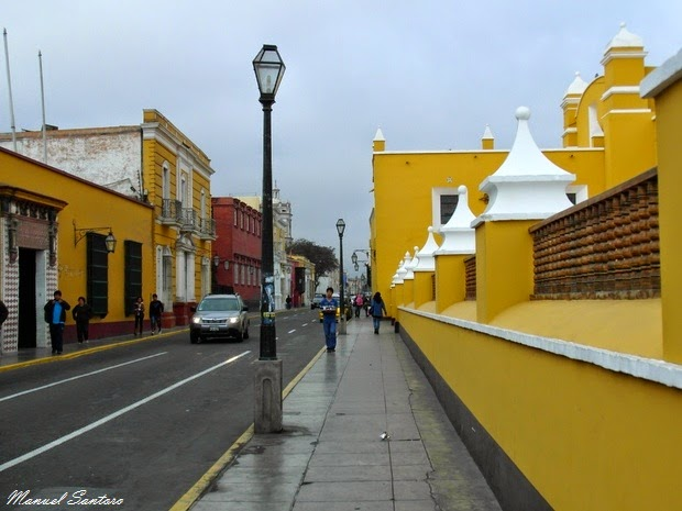 Trujillo, calle Indipendencia