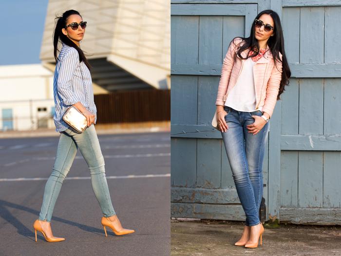 Resumen de los looks del mes de Mayo de la bloguera de moda valenciana Withorwithoutshoes