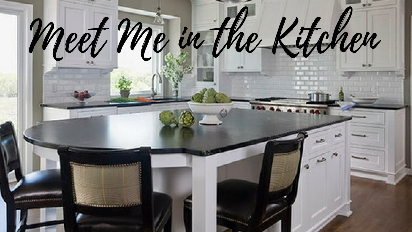 Meet Me in the Kitchen Book