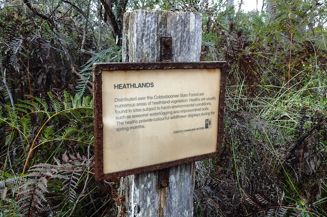 heathlands sign