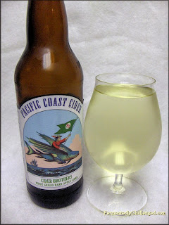 Cider Brothers Pinot Grigio Hard Apple Cider